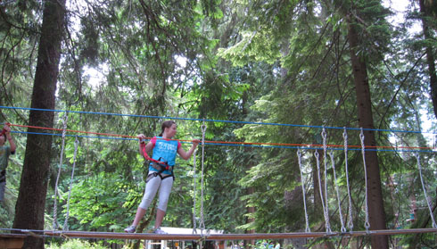 wildplay maple ridge climbing