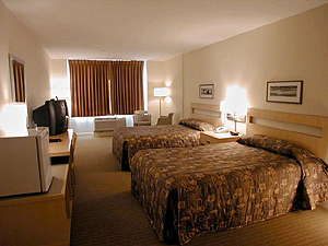 Quality Hotel Vancouver Airport South room