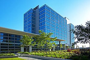 Westin Wall Centre Vancouver Airport Front