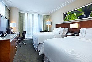 Westin Wall Centre Vancouver Airport room