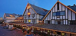 Best Western Abercorn Inn front