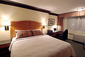 Best Western Abercorn Inn room