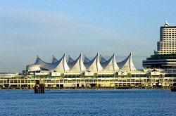 Water view of Canada Place