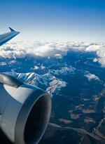 Flight from Edmonton to Vancouver
