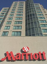 Marriott Hotel Near Vancouver Airport, Canada