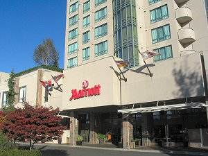 Marriott YVR Hotel, Richmond BC
