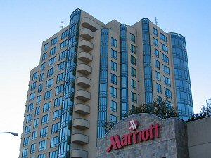 Marriott Hotel Vancouver Airport