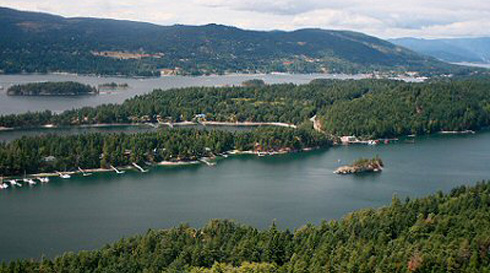 Salt Spring Island Motels