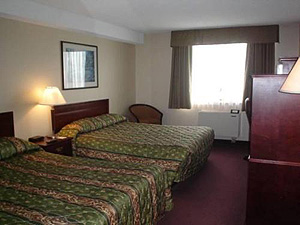 Travelodge Vancouver Airport room