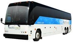 pacific coach bus