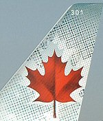 Air canada tailwing