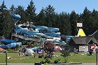 Cultus Lake Water park