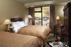 Fairmont Vancouver Airport Rooms