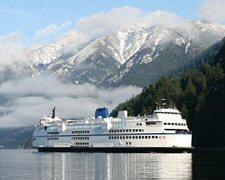 BC Nanaimo Ferry