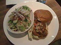 Ahi Tuna Sandwich - Yum!