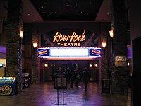 River Rock Resort Casino Theatre
