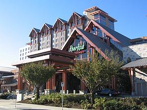 River Rock Resort Front