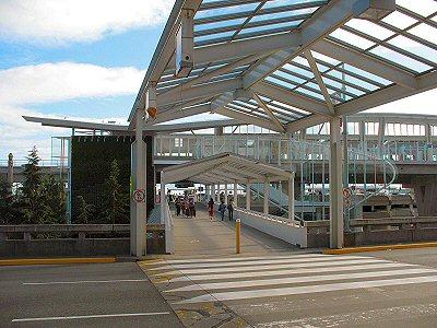 YVR International Terminal Skytrain Station